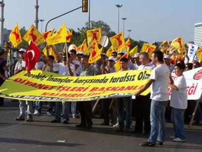 Kadıköy'de büyük 'HAYIR Mitingi'