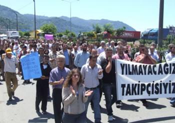 Hopa Belediye Başkanı'na yapılan saldırı kınandı