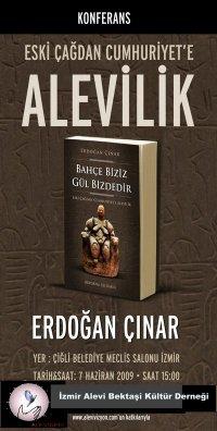 Erdoğan Çınar Çiğli'de