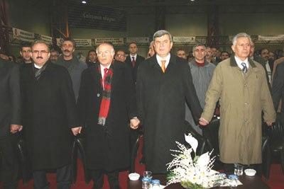 AKP'li Belediyenin CEM Vakfı Sevgisi