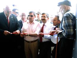 Zile Karacaören cemevi açıldı