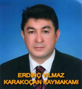 Karakoçan Kaymakamı Meclis Gündeminde