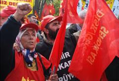 KENT AŞ işçileri: Yürüyüşümüz sona erdi, mücadelemiz sürüyor