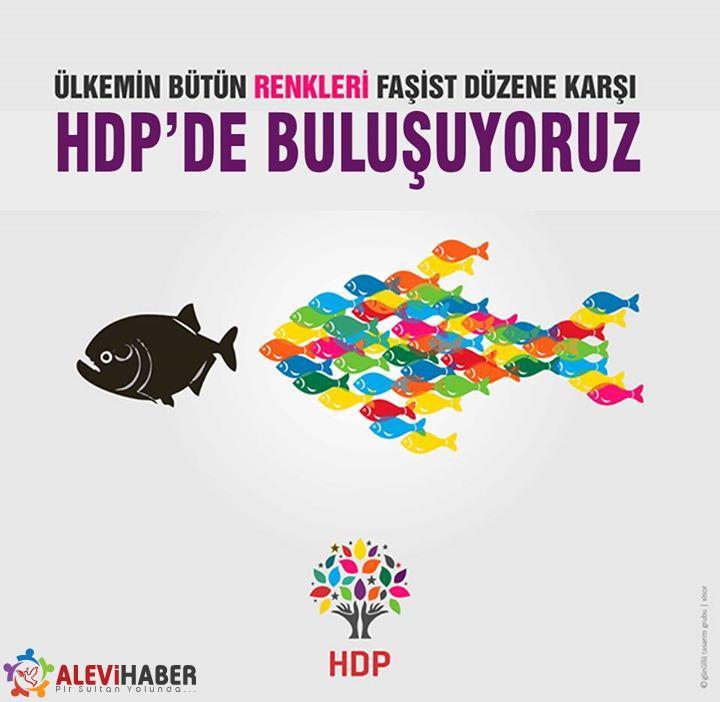 HDP şahsında Aleviler