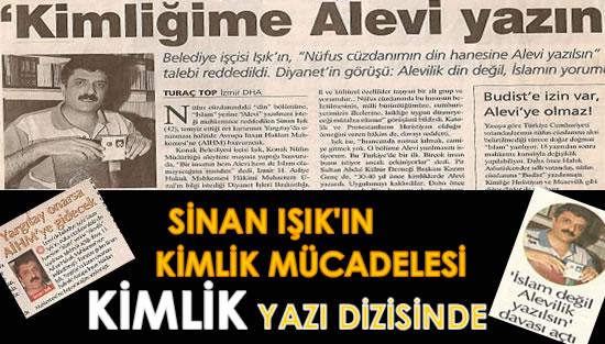 """""""KİMLİK"""" Yazı Dizisi  (Başlarken)"""