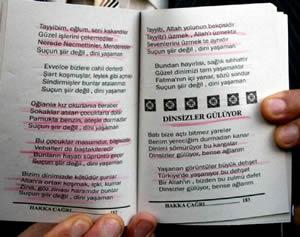 İlahilerle AKP'ye çağrı