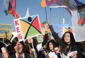 KEG: Türkiye Kyoto'yu imzala