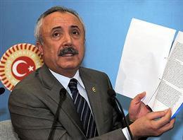 CHP'li Özdemir'den Kürsüde Suç Duyurusu