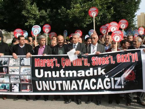 Adana'da mitinge çağrı