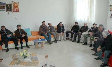 PSAKD Menemen Şubesi AKP ye Geçen Alevi Muhtara Tepki Gösterdi