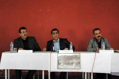 Munzur Barış ve Kültür Günleri sona erdi