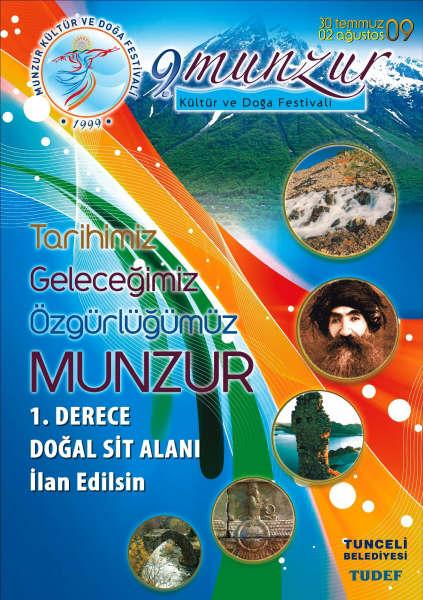 9.Munzur Kültür ve Doğa Festivali
