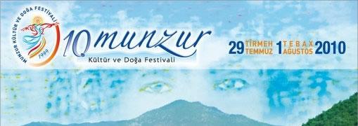 10. Munzur Kültür ve Doğa Festivali