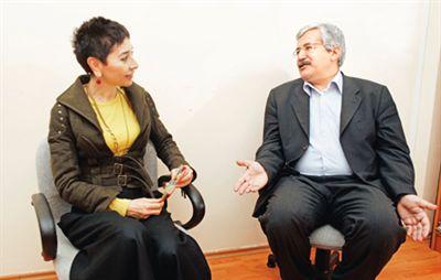 "Ufuk Uras ""Yeni Sol Parti""yi anlattı"