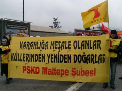 Aleviler Kadıköy'e çağırıyor