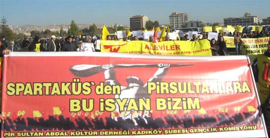 Alevi Kurumları 1 Mayıs Taksim Buluşmasına hazır