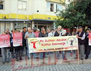 Alanya: Ayrımcılığa karşı eşit yurttaşlık hakkı için geliyoruz