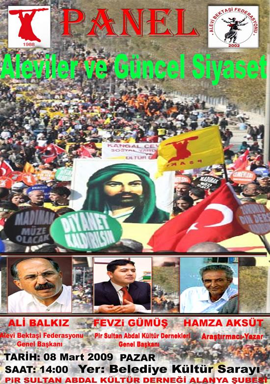 PANEL : Aleviler ve Güncel Siyaset