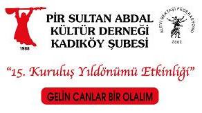 PSAKD Kadıköy Şube 15. Yıl Etkinliği