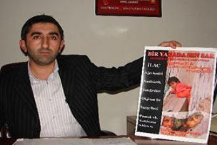 Pir Sultan'dan Filistin'e yardım kampanyası