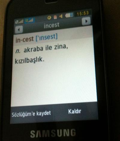 Samsung Cep Telefonlarında Alevilere Hakaret