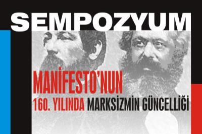 Ankara 'Marxizm ne kadar güncel' diyecek