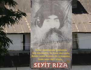 Seyit Rıza'nın Mezarı Nerede?