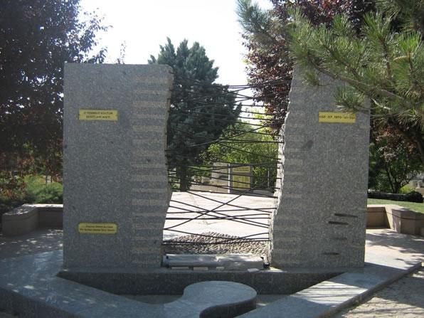 ABF, Anıt Mezara Saldırının Araştırılmasını İstedi