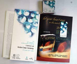 Bakanlık broşüründe Gülen reklamı