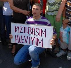Erbil'in gafına Aleviler'den tepki