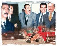 SUSURLUK KAZASI... 3 KASIM 1996