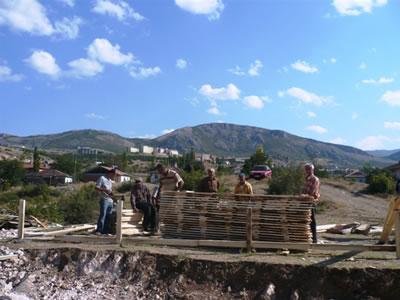 Tokat Taşlı Çiftlik'e Cemevi Yapılıyor