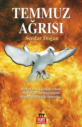 """""""TEMMUZ AĞRISI"""" - Kitap Tanıtımı"""