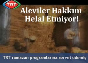 TRT ramazan programlarına servet ödemiş
