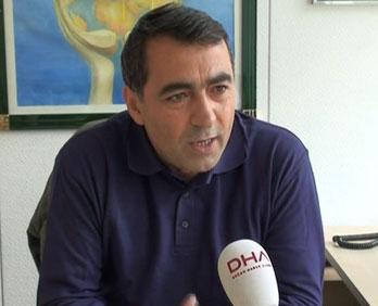 AABK Başkanı Öker Gözaltına Alındı
