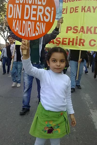 Zorunlu Din Derslerine Karşı 6 Kasım'da İstanbul Kadıköy'deyiz!..
