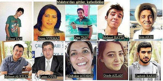Ankara Gar Katliamı Davası Karara bağlandı
