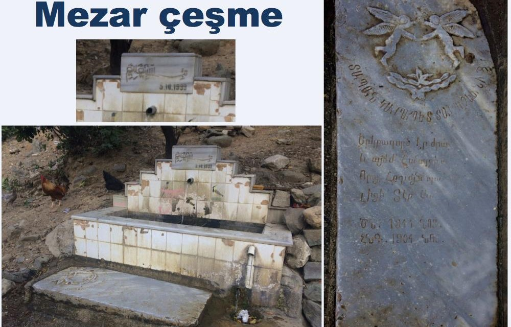 Mezar çeşme