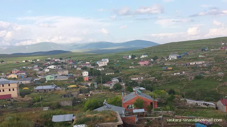 Ardahan Hanak Alevi köyleri