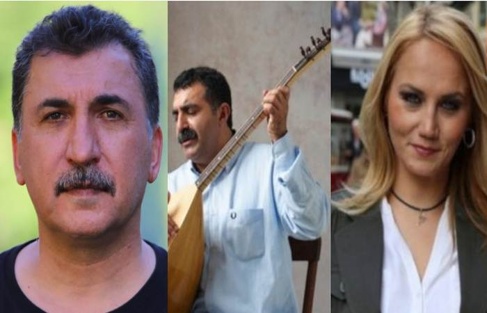 Ünlü Alevi Sanatçılar Kılıçaroğluna tepkili