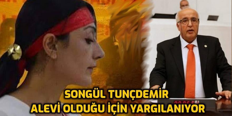 HDP Vekili Zeynel Özen Songül Tunçdemir'i Adalet Bakanı'na sordu