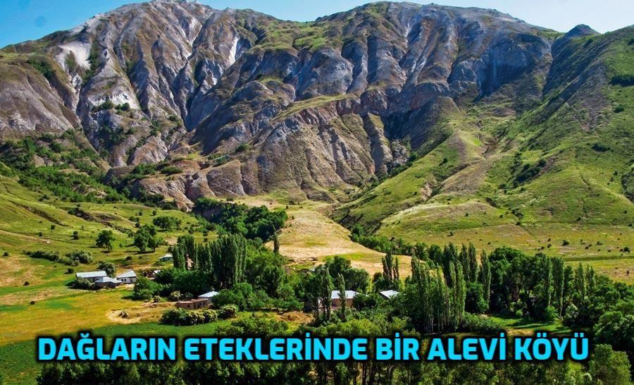Alevi Köyleri ve yerleşim alanlarına genel bir bakış
