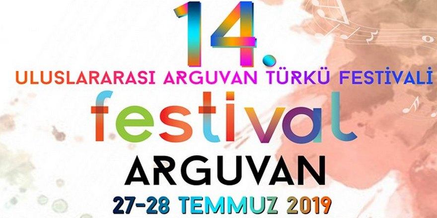 Arguvan Türkü Festivali yapılıyor