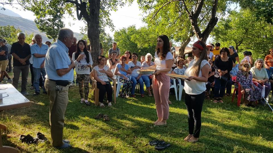 Zini Gediği İnisiyatifi : 38'de Erzincan Zini Gediği'nde Katledilen Canlarımızı Andık