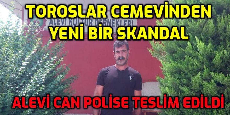 Cemevi üyesi Ceme alınmayıp Polise ihbar edildi