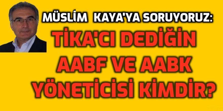 AABF İnanç Kuruluna Çöken Zaza Irkçısı-Şiacı Truva Atları!
