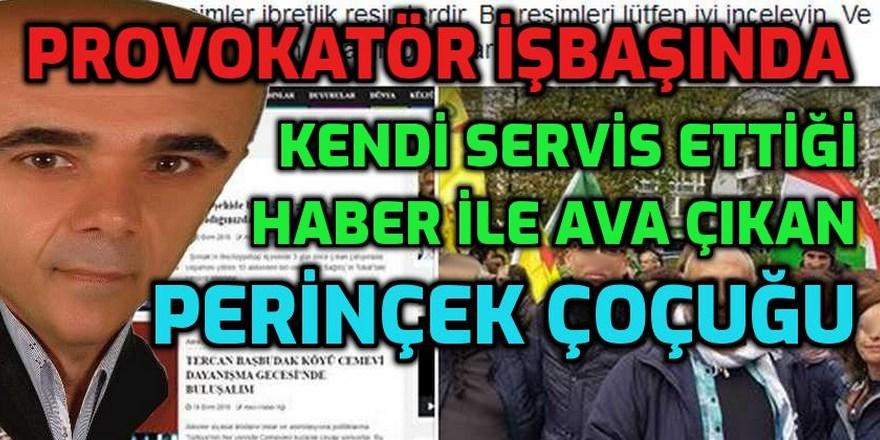 Alevi Haber sitelerine ırkçı saldırı: Perinçek artığı karakterlerin senaryoları!