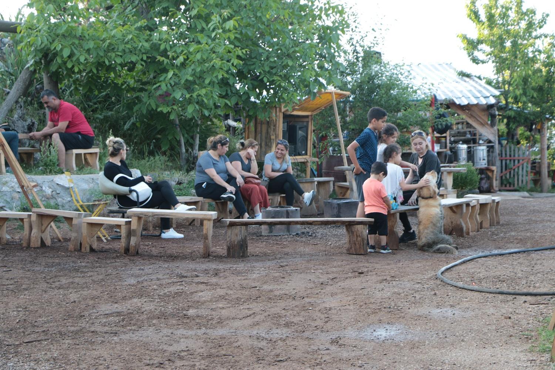 Mersin Toroslar'ın tek Alevi köyü Kızılkaya köyü komün hayat kurdu