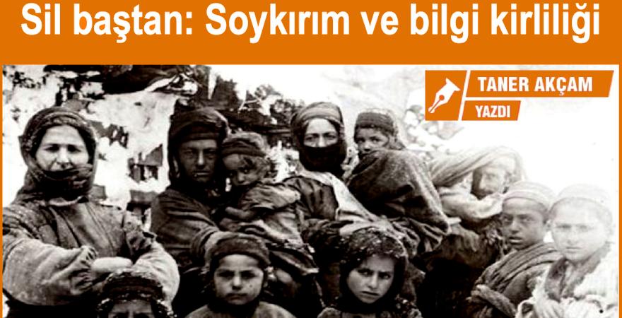 """""""1915 soykırımdır"""" demek Türklere karşı nefret suçu işlemek midir?"""