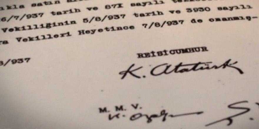 """ARD'de yayınlandıktan sonra tartışılan """"Atatürk ve Dersim"""" konulu haberde ne vardı?"""